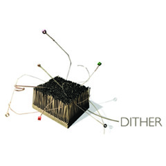 Dither cd cover
